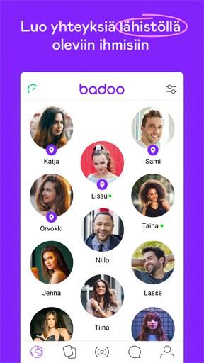 Badoo-sovellus