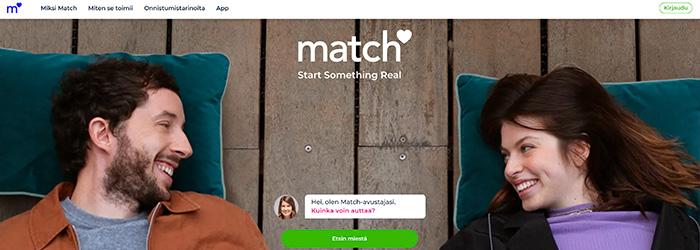 Match.com treffipalsta