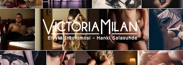 Victoria Milan salaista seuraa